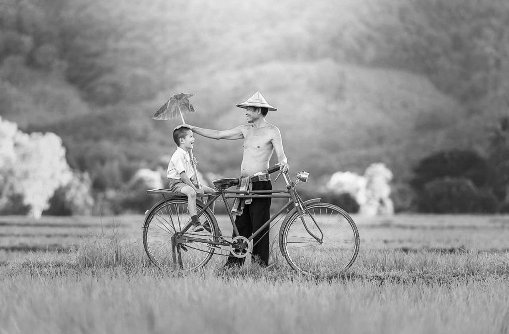 relazione genitori e figli